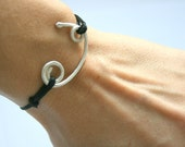 Private Listing for Maureen!!! Dream Silver Bracelet, Adjustable Silver Bracelet