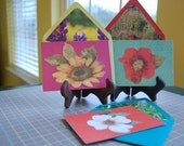 Bold Blooms Cards 3 Pack