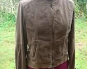 Chocolate Brown Light Jacket
