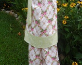 Sample Sale Girls ruffle pants ONLY French Journal size 4T destash ready to ship