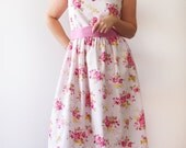 Vintage inspired tea dresses - Reserved for Victoria Bridesmaids