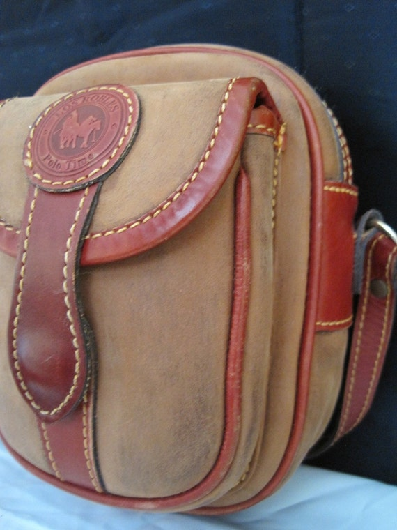 Argentina Leather Purse - Los Robles Polo Time