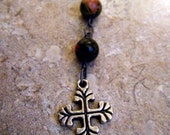 Anglican Prayer Beads - Natural Stones
