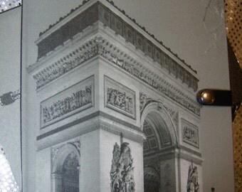 Paris Book Purse