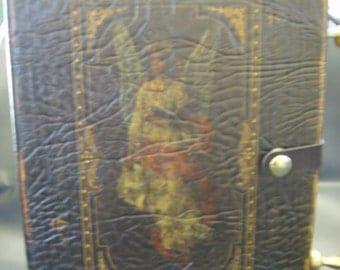 Vintage Angel Book Purse