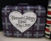 Jez4U Trunk/Suitcase/Train Case Made Special for you