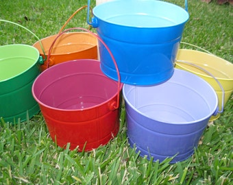 Jez4U Special Order for 2 Plain RED Buckets