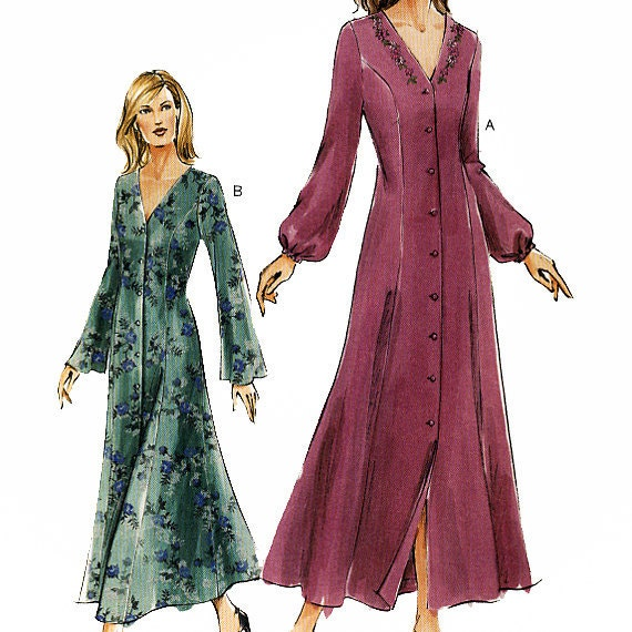 Vogue 7774 Misses' Dress Sewing Pattern - Uncut - Size 14, 16, 18 - Bust 36, 38, 40