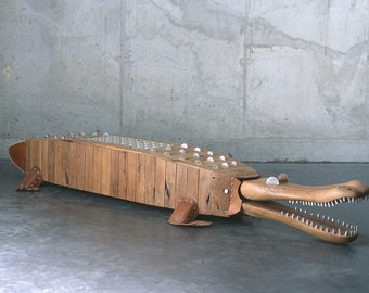 Crocodile - coffee table