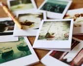 Free shipping Polaroid Greeting Cards - Set of 8