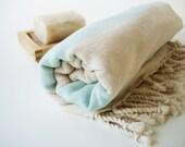 Turkish BATH Towel Peshtemal - LINEN