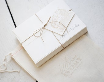 Custom Notecards and Envelopes