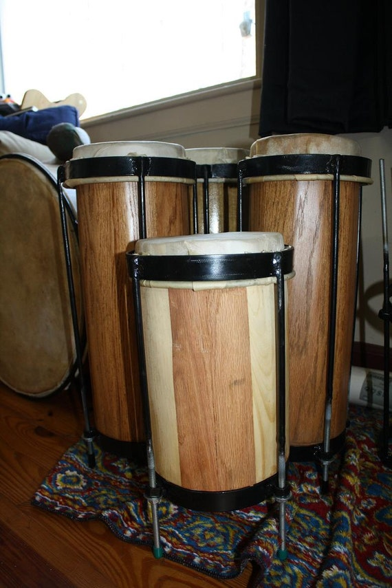 Handmade Kette Youth Drum  JAH LIVES