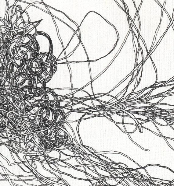 Bower VII - original artwork