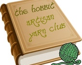 The Hobbit... Or, There and Back Again.... Artisan Sock Yarn Club....  Tolkien, Lord of The Rings