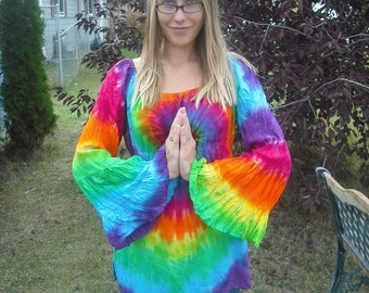 The Perfect Tunic Tie Dye XL and 2XL