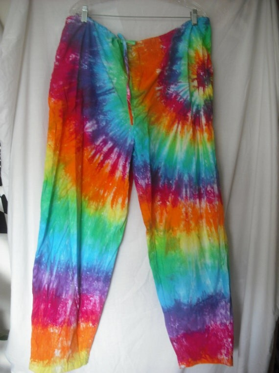 Tie dye hospital scrubs Shirt and Pants SET