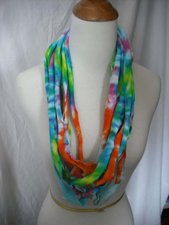 Infinity Necklace scarf