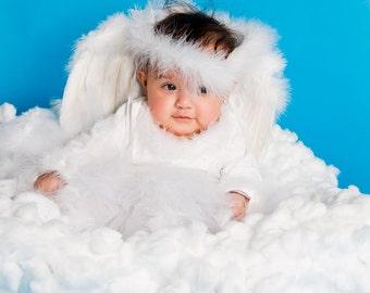 Baby Angel Costume Set SUPER CUTE