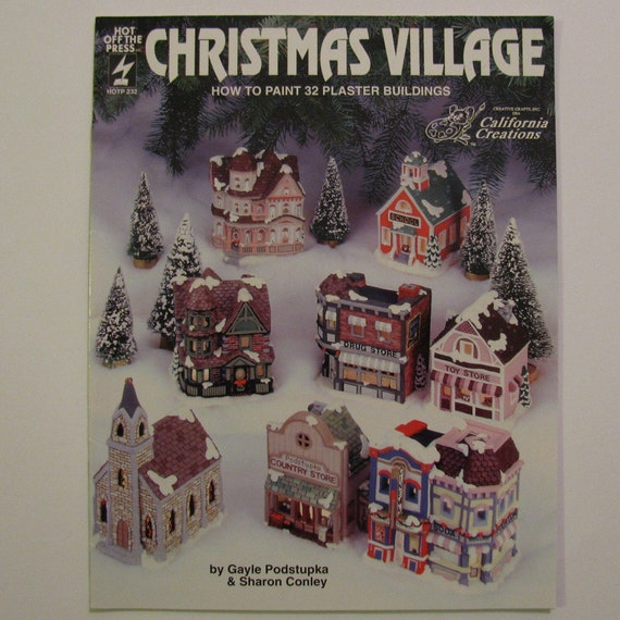 Christmas Village Names