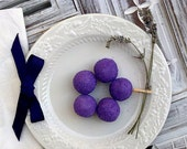 Xocolatl's Original Lavender White Chocolate Truffles (16 count)