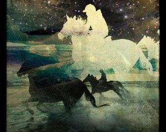"""Limited Edition Digital Print - """"Dream Schemes"""" by Holly Danger"""