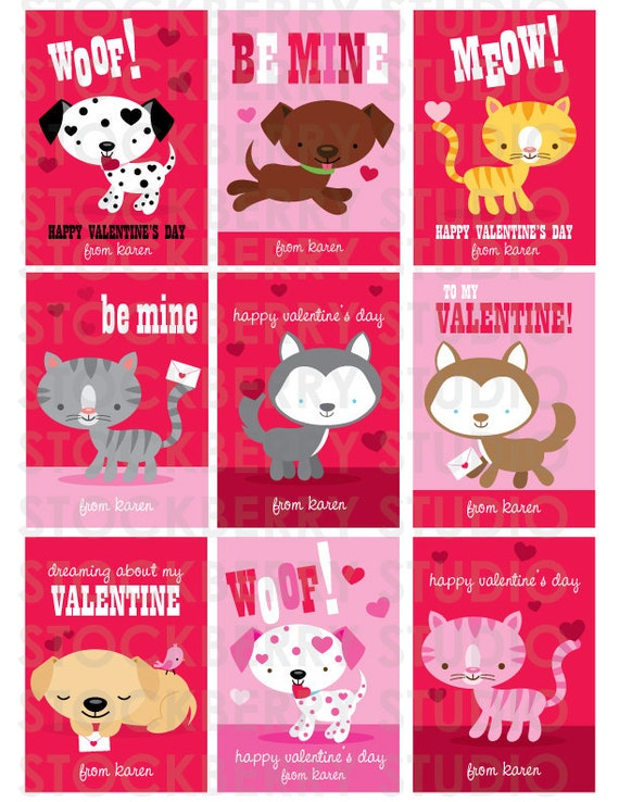 diy valentine's day cards for kids with free printable . amy is, Ideas