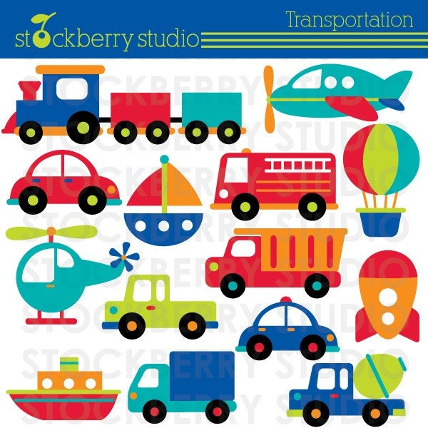 free clipart images transportation - photo #11