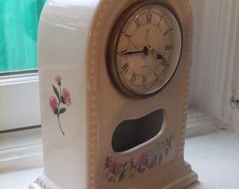 Victorian Inspired Mantel Clock