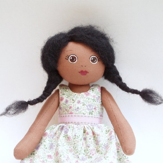 Ethnic Rag Doll