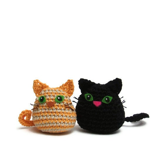 Amigurumi Crochet Patterns Easy : cat crochet pattern pdf quick and easy amigurumi cat crochet