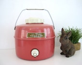 Vintage Thermos Therm A Jug Picnic Pink With Spout