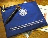 Novelty diplomatic bag