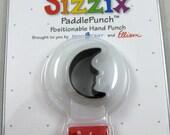 Sizzix Paddle Punch Moon 38-0843