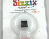 Sizzix Paddle Punch Square No.2  38-0829
