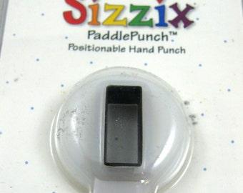 Sizzix Paddle Punch Rectange No.2  38-1079