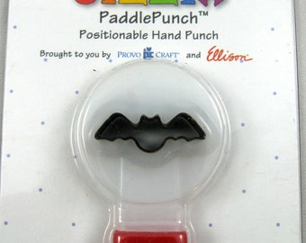 Sizzix Paddle Punch Bat 38-0864