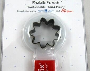 Sizzix Paddle Punch Sun  38-0835