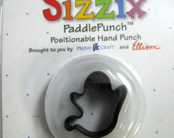 Sizzix Paddle Punch Ghost  38-0861