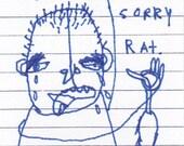 I am sorry rat