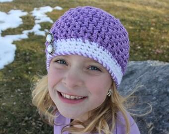Crochet Winter Hat for Ladies