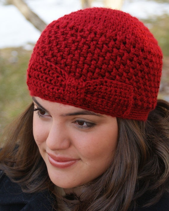 items similar to crochet womens hat the on etsy
