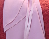 "Orchid Pink, 13"" Ballet Wrap Skirt"