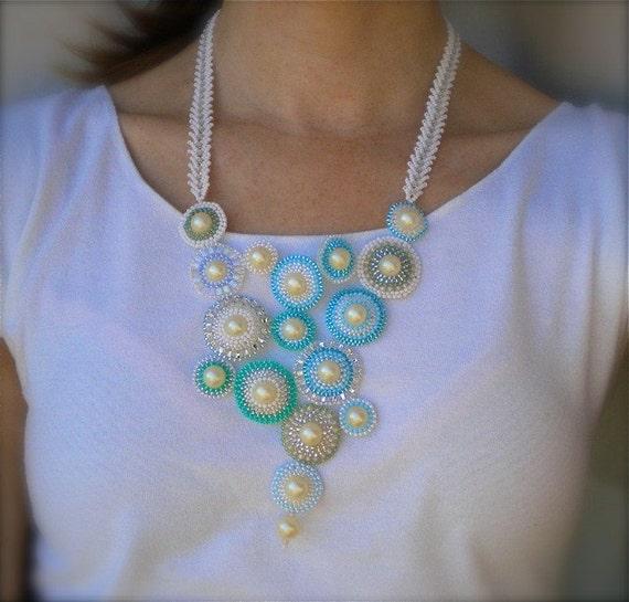Arctic Empress Necklace