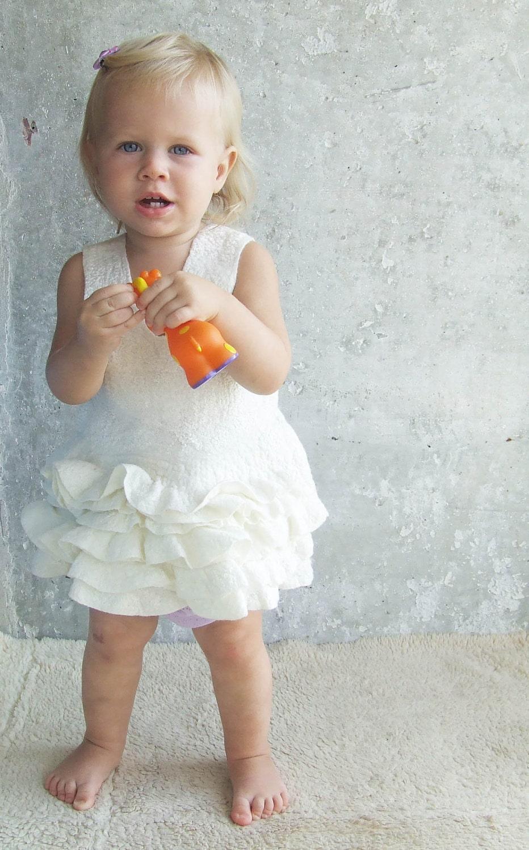 White Baby Dresses