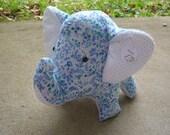 SALE-***REDUCED PRICE*** Jumbo Stuffed Elephant- Michelle