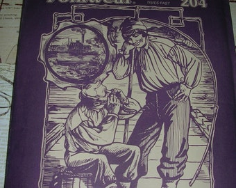 Missouri River Boatman's Shirt by Folkwear Patterns From The Past 204