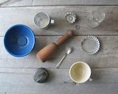 Vintage Kitchen Collection No. 7