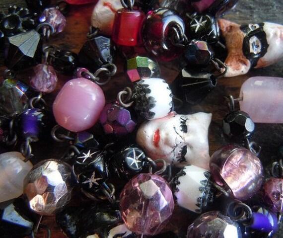 Sparkle party necklace