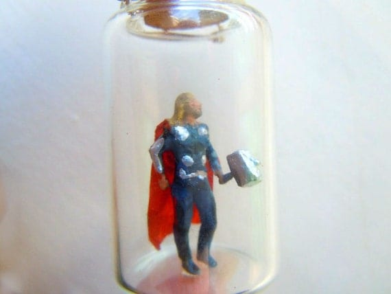 Trapped Thor